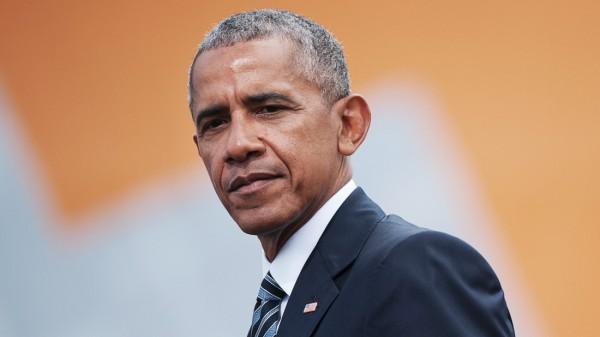 Der ehemalige US-Präsident Barack Obama auf einer Konferenz 2017 in Berlin.