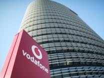 Vodafone will Teile von Liberty Global übernehmen