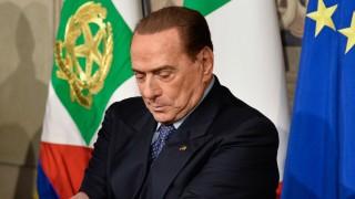 Silvio Berlusconi Lega Nord Fünf Sterne