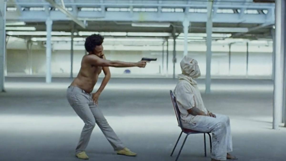 Donald Glovers Video zu \