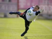 08 05 2018 Fussball 1 Liga 2017 2018 FC Bayern München Training an der Säbenerstrasse in München