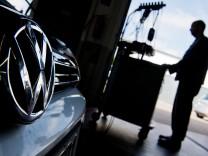 Volkswagen - Software-Update