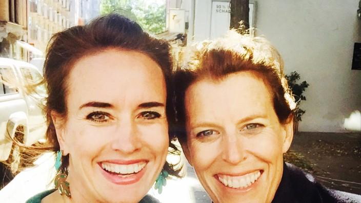 Münchner Gschichten, ein Video Blog von  Olivia Hagemann & Vanessa Weber von Schmoller