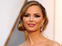 FILE PHOTO: Georgina Chapman arrives at the 89th Academy Awards in Hollywood