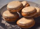 Salz-Karamell-Macarons