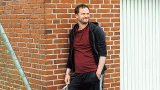 Ein Sportlehrer, der kein Kumpel sein will: Marco Urspruch.