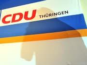 Landesparteitag CDU Thüringen, dpa