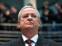 Martin Winterkorn vor Abgas-Untersuchungsausschuss