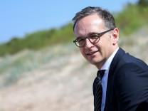 Außenminister Maas in Litauen