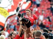 Bilder des Tages SPORT Fussball Bundesliga Deutschland Herren Saison 2017 2018 34 Spieltag