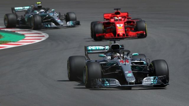 Formula One F1 - Spanish Grand Prix