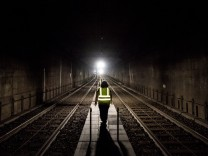 Sanierungsarbeiten an der S-Bahn-Stammstrecke