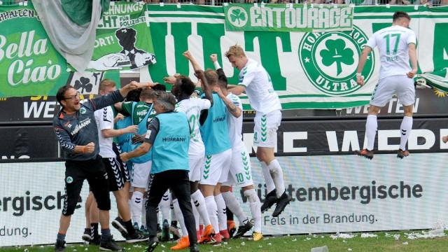 1. FC Heidenheim - SpVgg Greuther Fürth