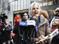 Presidential Candidate Jill Stein Press Conference on Recount Eff