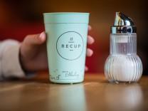 RECUP-Kaffee-Pfandbecher