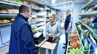 Wirtschaft in München Versorgung