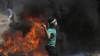 Thema des Tages Palästinenser