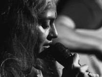 indische Schauspielerin Kirtana Kumar