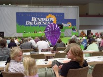 Bündnis 90 /Die Grünen Fusion 1993