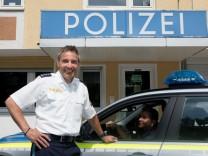 Neuer Dienststellenleiter der Polizei Planegg. Thomas Sorgalla