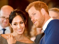 Prinz Harry Meghan Markle Hochzeit Vater