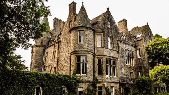 Orchardton Castle