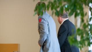 Der Bundeswehr-Ausbilder muss sich wegen des Hitzemarsch vor Gericht verantworten.