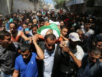 Nach den blutigen Protesten im Gazastreifen