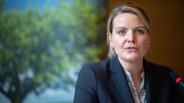 Abschluss Agrarministerkonferenz in Münster