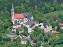 Kloster Andechs ist ein beliebtes Ausflugs- und Pilgerziel.