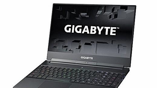 Gigabyte Aero 15x Gaming-Notebook