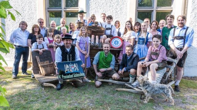 Oberschleißheim Wiederbelebte Tradition