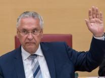 Plenarsitzung im Landtag zu Polizeiaufgabengesetz