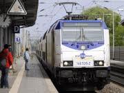 Comedy-Durchsagen in Niedersachsens Regionalzugverkehr, dpa