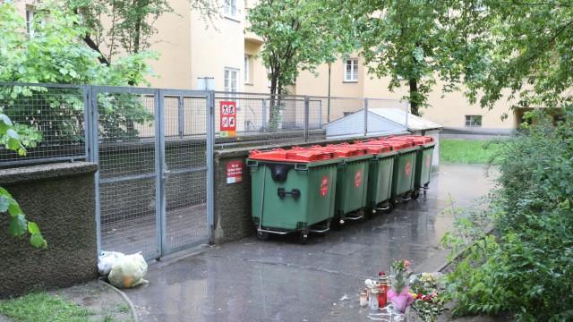 Mädchenmord in Gemeindebau in Wien-Döbling