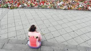 Am Olympia-Einkaufszentrum wurden im Juli 2016 neun Menschen ermordet.