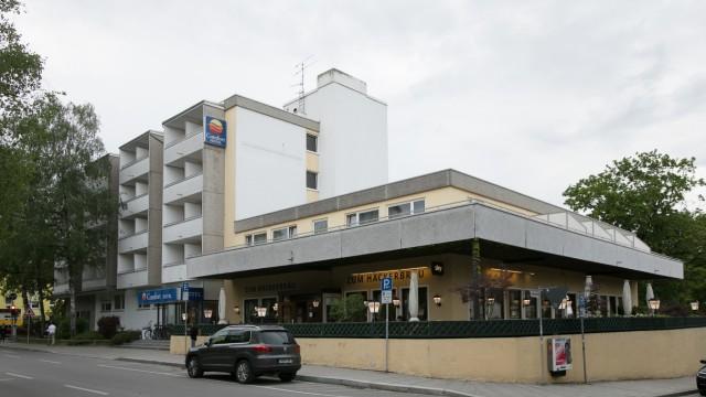 Comforthotel Unterföhring, samt Gaststätte Zum Hackerbräu