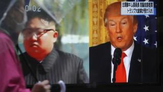 Politik USA Atomkonflikt