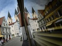 Der Flächenfraß ist in Bayern ein großes Problem, so auch in Weiden, wo ein großes Gewerbegebiet entstehen soll.