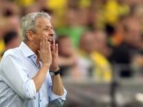 BVB: Der Schweizer Lucien Favre übernimmt 2018 den den Posten des Cheftrainers bei Borussia Dortmund.