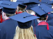 Bachelor und Hochschulreform Absolventen, ap