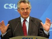 Bayerns ehemaliger Finanzminister Kurt Faltlhauser, ddp
