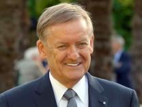 Raketenforscher Robert Schmucker