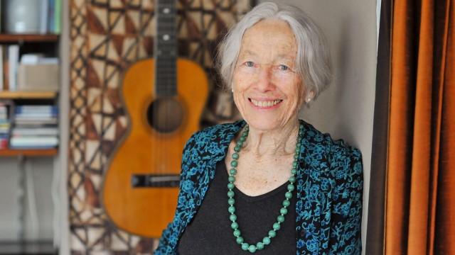 Demokratie Aktivistin Sue Dürr