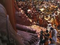 Fest der Jainas in Indien