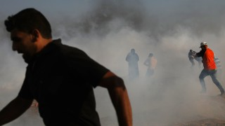 Funerals Held For Nearly 60 Palestinians Killed In Violence On Israeli Border