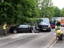 Unfall mit drei Verletzten; Unfall in Niederpöcking