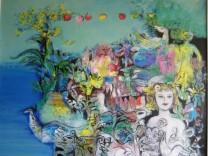 """""""Die Insel"""", Veronika Schattenmann"""