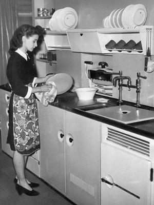 60 Jahre Brd Die 1950er Im Alltag Die Küche In Den Brd