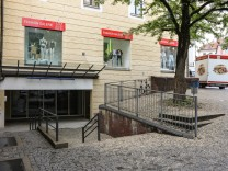 Kaufhaus Umbau